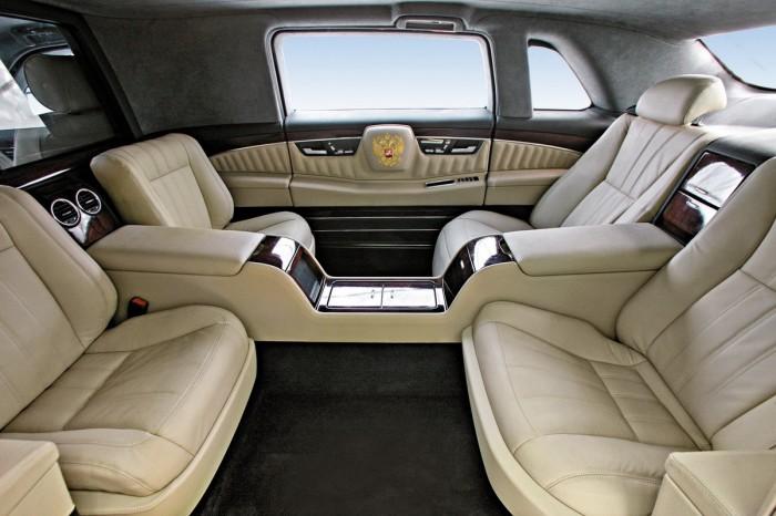 Первый российский роскошный автомобиль. |Фото: autoshaker.ru.