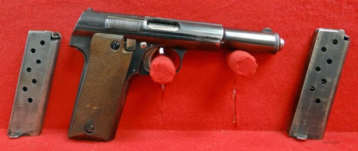 Закупали такие в Испании. /Фото: gunsamerica.com.