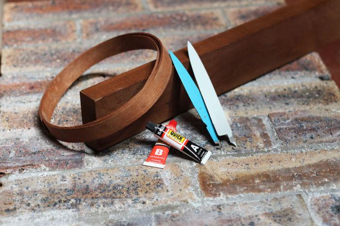 Сначала готовим инструменты и материалы. /Фото: instructables.com.