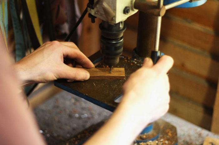 Во время работы не спешим. /Фото: instructables.com.