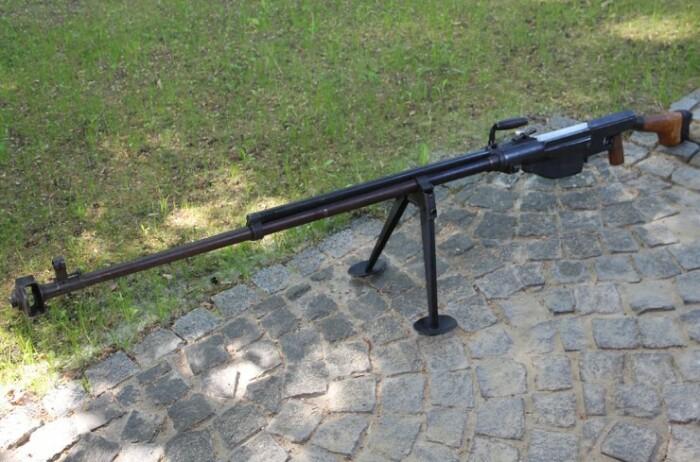 Как ружье может остановить танк? /Фото: osob.store.