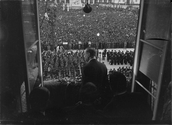 Фашистская диктатура держалась в стране до 1970-х годов. /Фото: Twitter.
