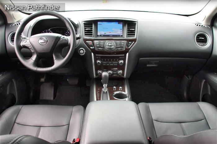 В таком Nissan Pathfinder можно жить.