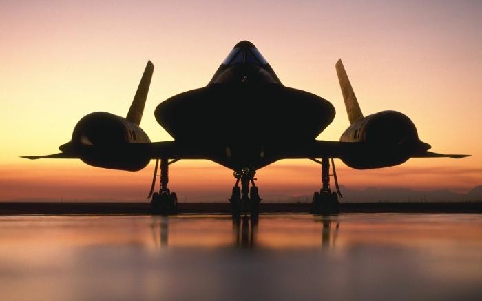 Секрет самолета до сих пор не раскрыт. /Фото: nastol.net.