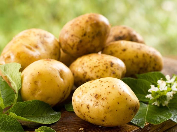Понадобится картошка. /Фото: medpulse.ru.