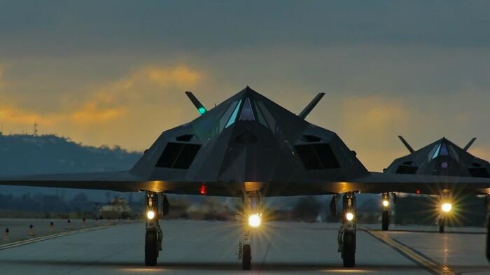 Скорее всего самолеты дорабатывают. /Фото: tr.pinterest.com.