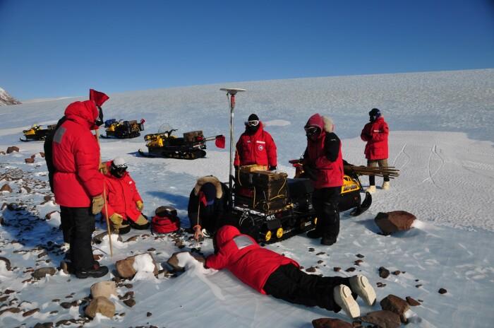 Южный полюс - полностью демилитаризованная зона. /Фото: uainfo.org.