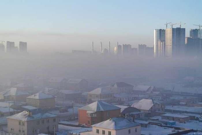 Очень редко керосин становится причиной смога. /Фото: baigenews.kz.