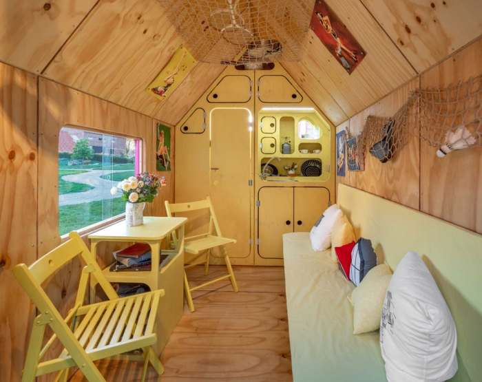 Внутри домика достаточно комфортно. /Фото: pinuphouses.com.