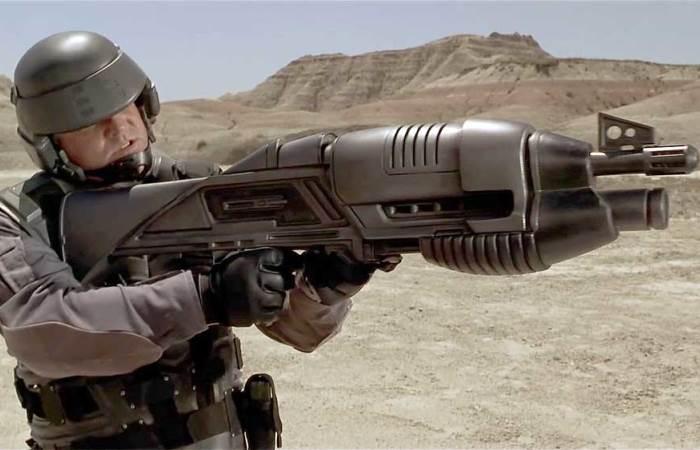 Самые невероятные и секретные образцы оружия.