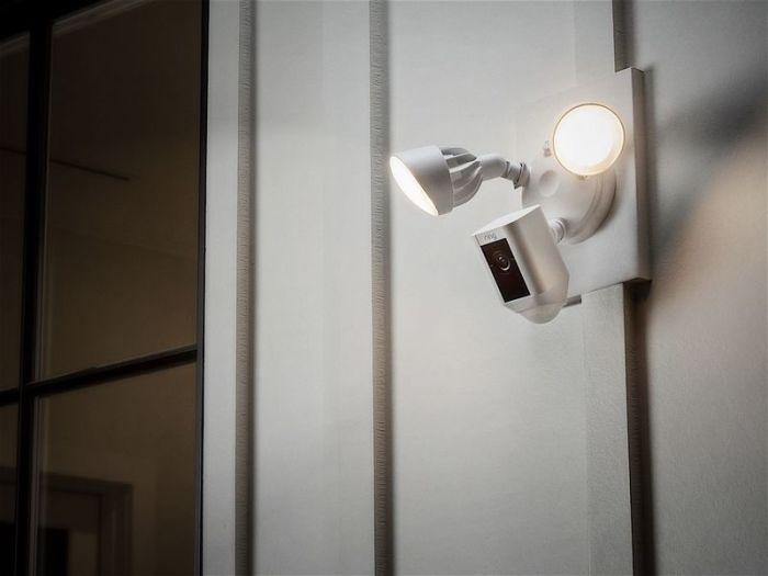 Камера наблюдения Exterior Security Camera Lights