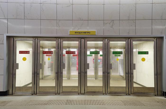 Совсем не просто двери. /Фото: yandex.com.