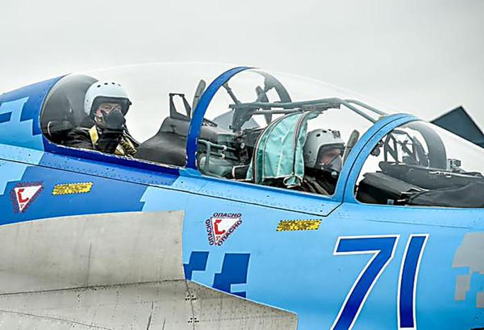 Только в учебных самолетах. /Фото: news.pn.