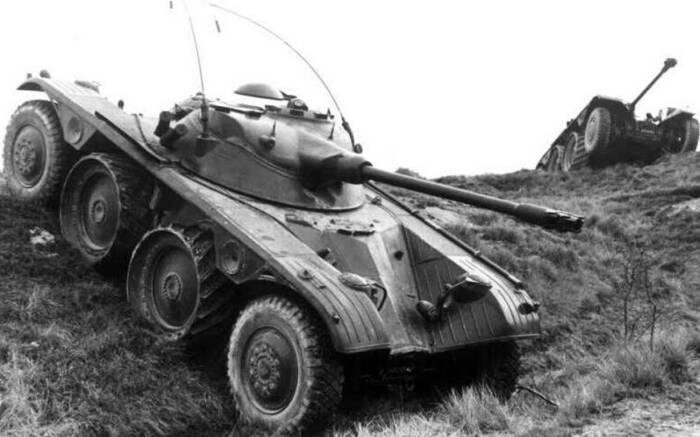 Мощная пушка и восемь колес - что еще надо? /Фото: topwar.ru.