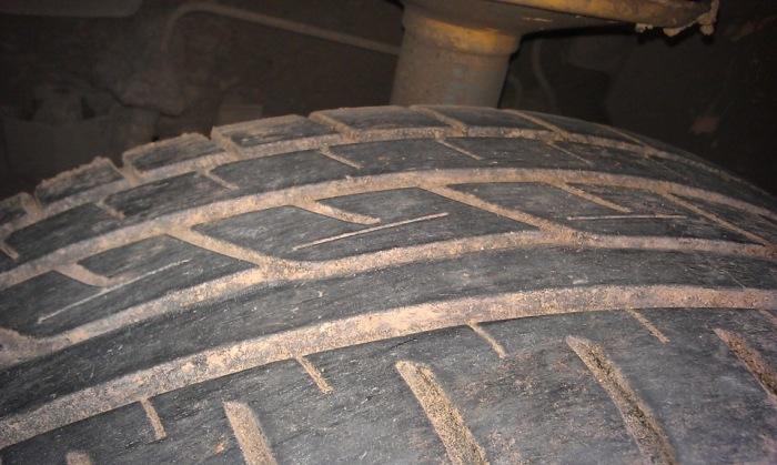 Стоит запомнить такой дефект. /Фото: drive2.com.