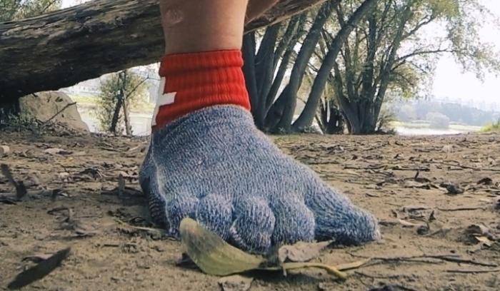 Бронированные носки для экстремалов.