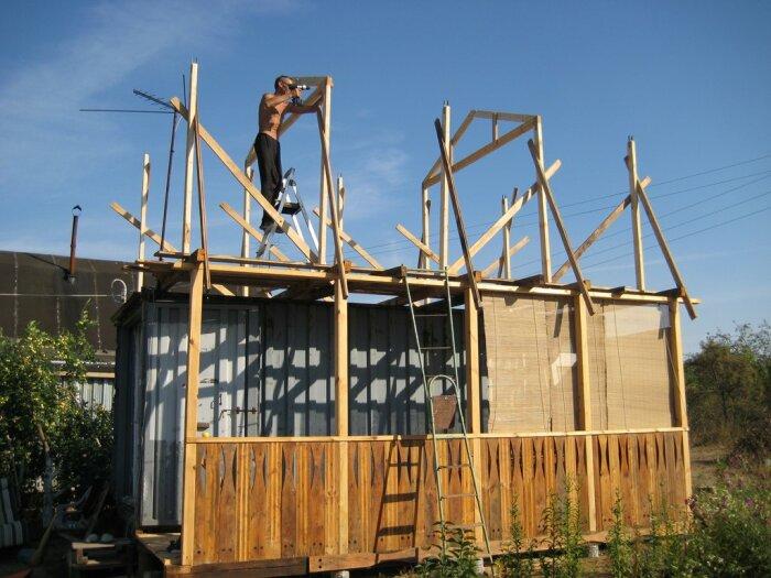 Нельзя просто так взять и построить. /Фото: аренда-контейнера.рф.