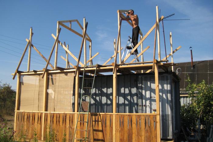 Строительство должно быть согласовано. /Фото: initial.com.ua.