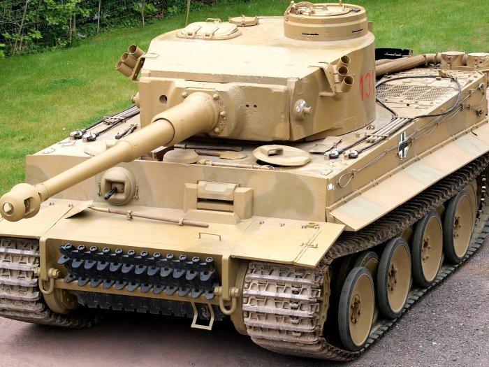 Делались на базе танков. /Фото: 1zoom.me.