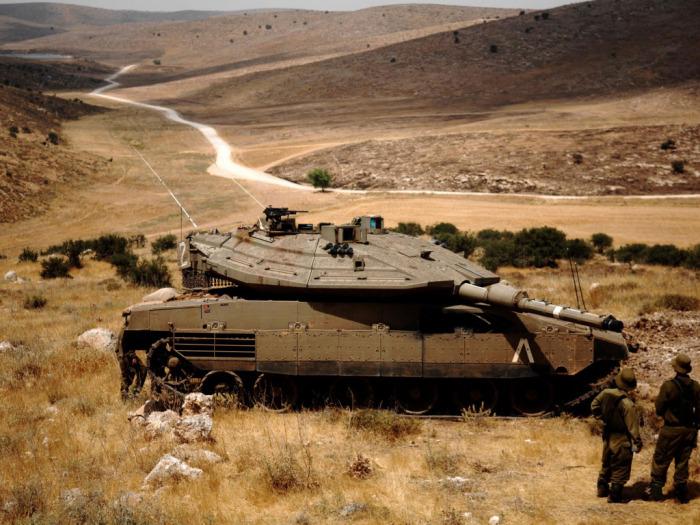 Отличный танк по всем статьям. /Фото: wallhere.com.