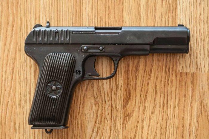 Пистолет ТТ очень часто обвиняют в плагиате. /Фото: yandex.by.