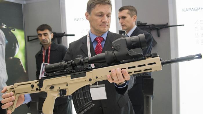 Новый карабин для армии. /Фото: ubisoft.com.