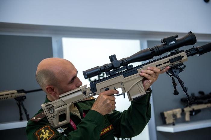 Для армии и спецназа. /Фото: rostec.ru.