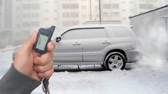 Машину нужно греть. /Фото: u-f.ru.