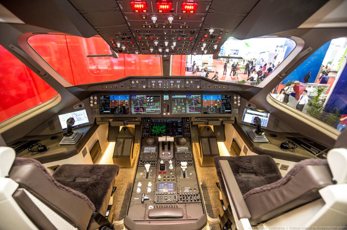 Станет самым высокотехнологичным самолетом.