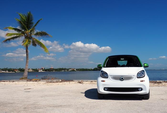 Smart ForTwo ED - одна из самых ожидаемых моделей года.