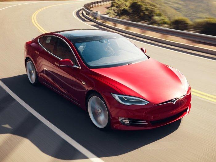 Линейка Tesla Model S выглядит перспективно.