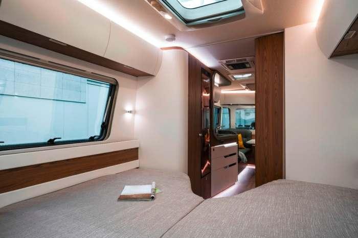Вот такая кровать. /Фото: newatlas.com Фотограф: C.C. Weiss.