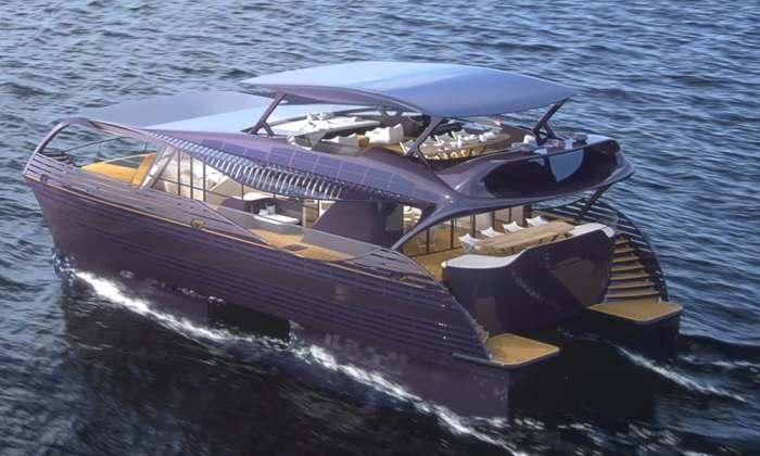 Эта технология может стать будущим для всех яхт.