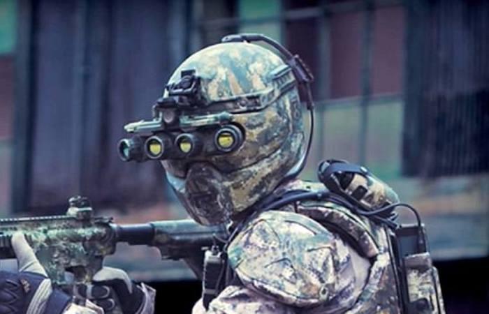 Армия США в поиске костюма будущего.