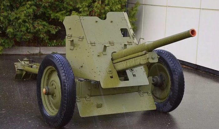 Могла быть хорошая пушка. /Фото: forum2x2.ru.