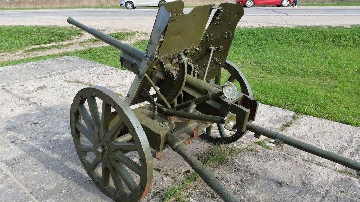 Танки бить не могла. /Фото: wikimedia.org.