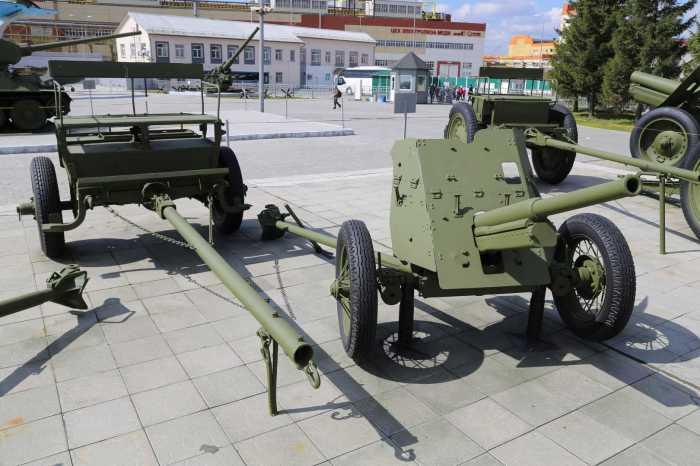 В итоге от нее отказались еще в ходе войны. /Фото: ekburg.tv.