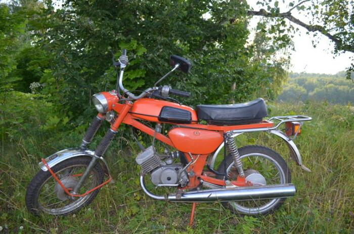 Выпускался многие годы. /Фото: mopedist.ru.