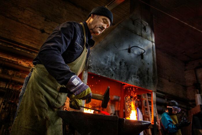 В последний год сталь сильно подорожала. /Фото: fotokto.ru.