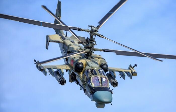 Лучший отечественный вертолет. /Фото: goodfon.ru.