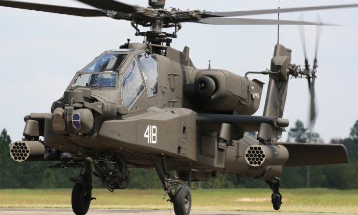 Один из самых массовых вертолетов. /Фото: alphacoders.com.