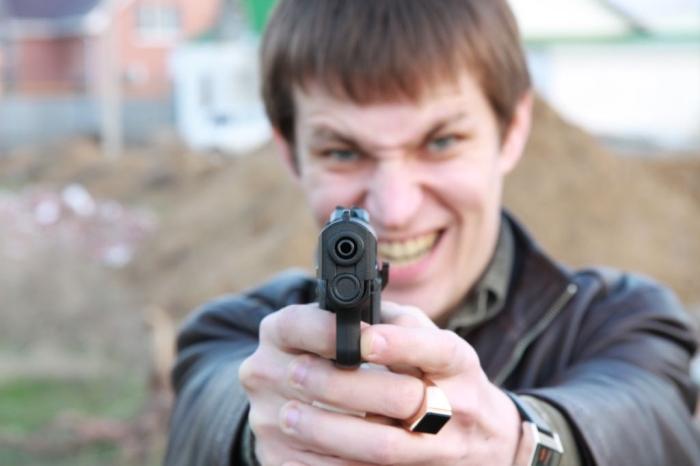 Стрельба из пневматики - это весело. /Фото: vizhevske.ru.