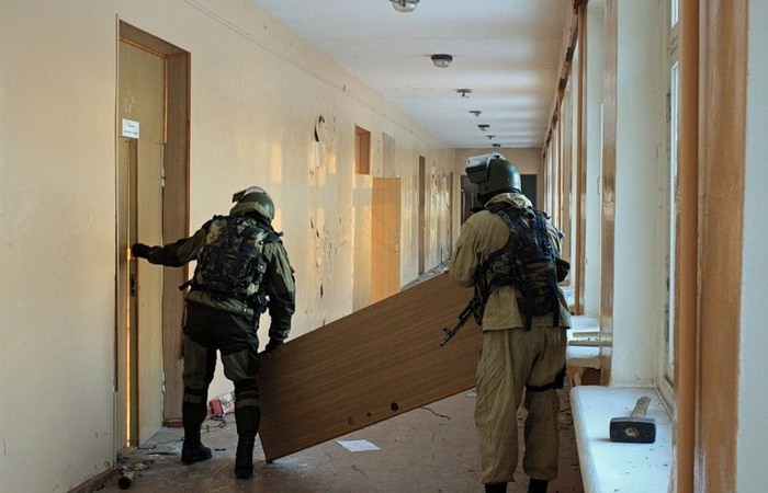 Выстрел ничем не поможет. /Фото: zbroya.info.