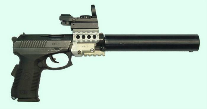 Очень гибкое и надежное оружие.