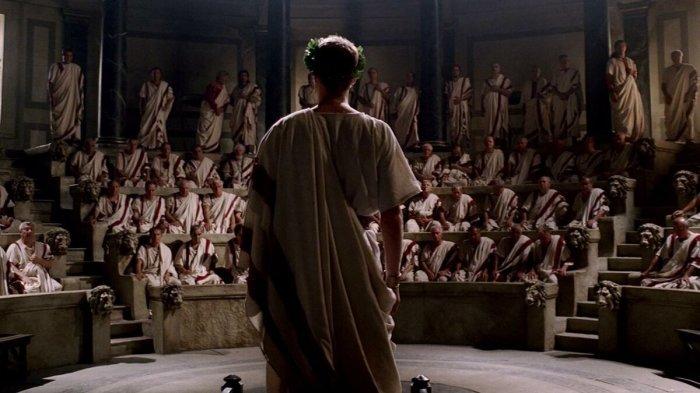 После царей городом стал править сенат. /Фото: yandex.com.