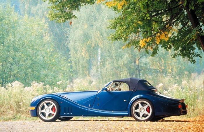 Отличный автомобиль Morgan Aero 8 для Гоши Куценко.