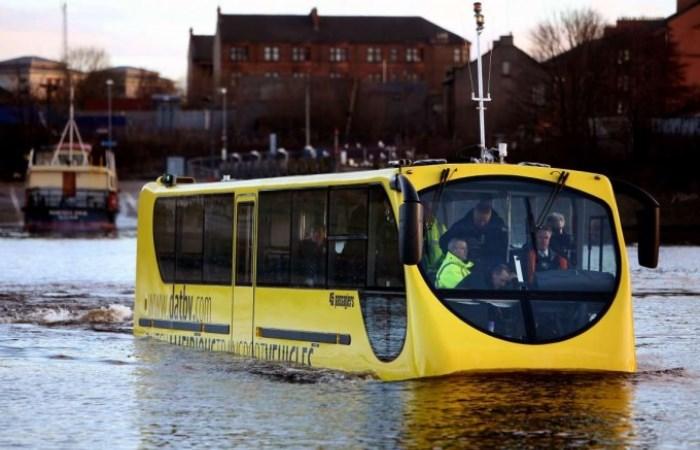 Самые странные транспортные средства, которые придумал человек.