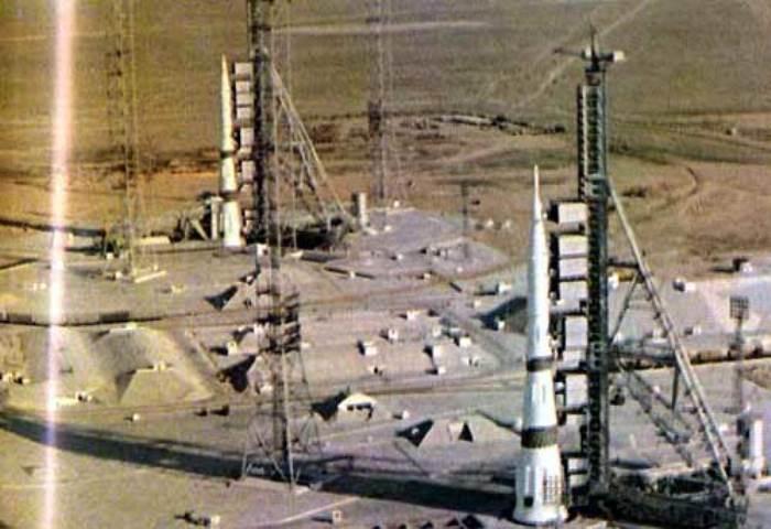 Ракета Н-1 так и не полетела.