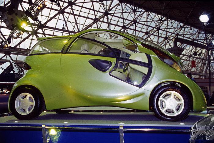 Чудо-автомобиль. /Фото: yandex.ru.