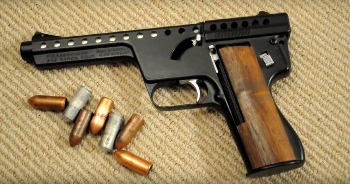 Стрелял маленькими ракетками. /Фото: sputniknews.com.